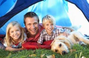 Camping Mascota