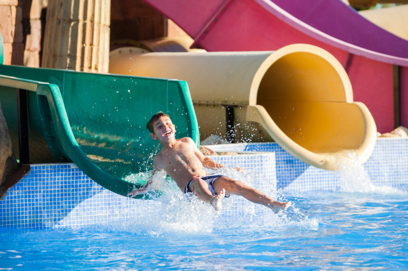 fiesta-pool1-Camping-Resort-Sangulí-Salou