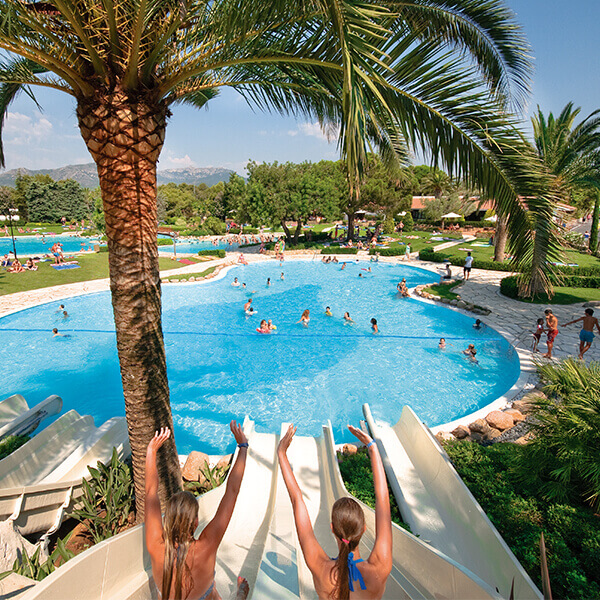 piscina Playa Montroig camping resort