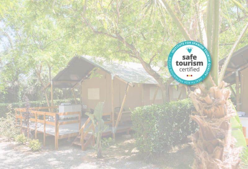 Camping Gavina - safe tourism certified