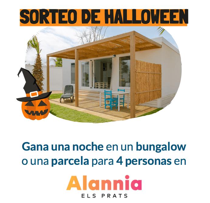 Sorteo Alannia Els Prats