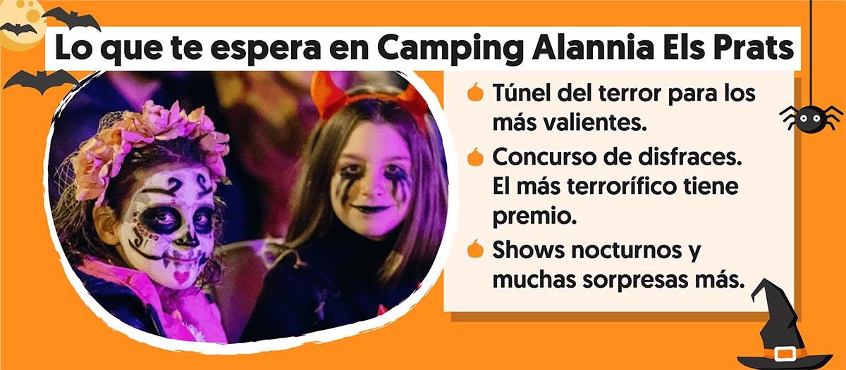 Actividades De Halloween En Campings Tarragona Campings Tarragona