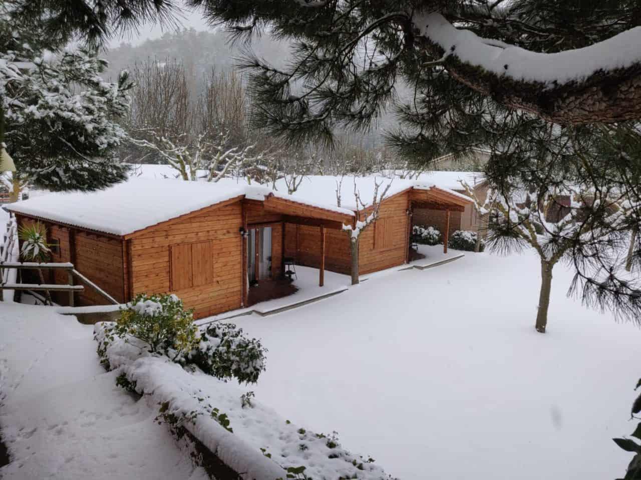 Foto del Camping Prades Park Enero 2021
