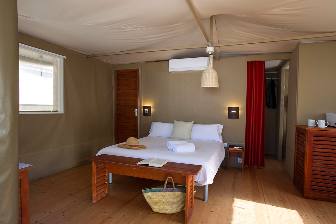 Lodge Safari (Tent)